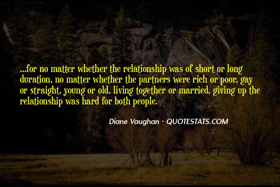 Relationships Get Hard Quotes #394171
