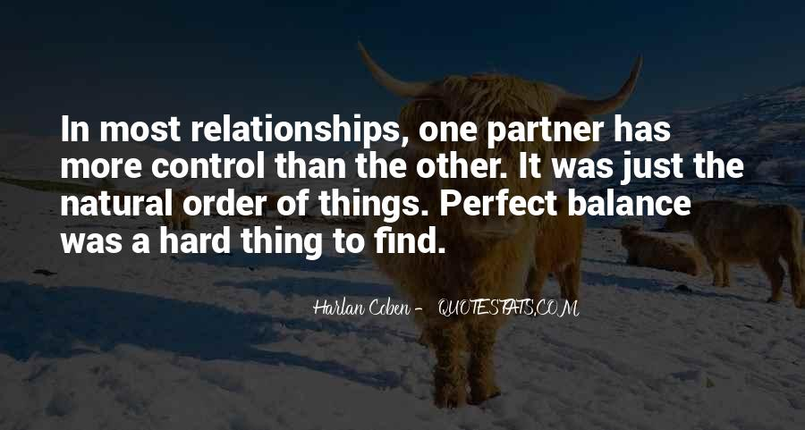Relationships Get Hard Quotes #460796