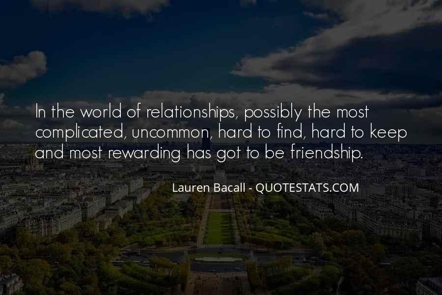 Relationships Get Hard Quotes #517554