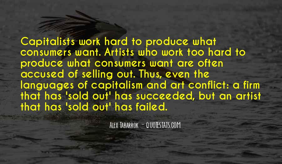 Quotes About Art And Hard Work #1683909