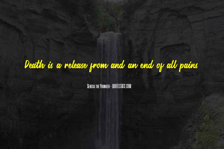 Release Your Pain Quotes #1138651