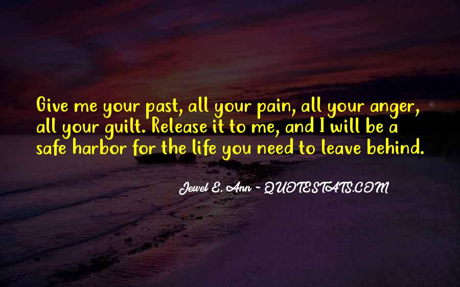 Release Your Pain Quotes #1520031
