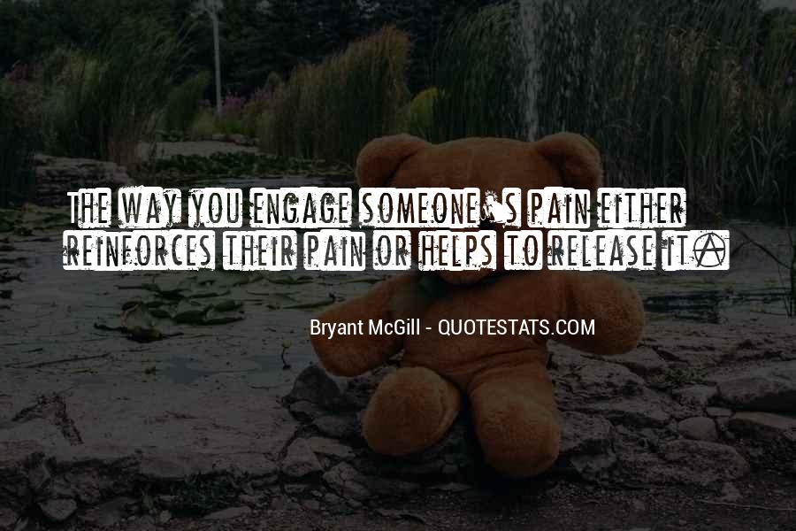 Release Your Pain Quotes #546662