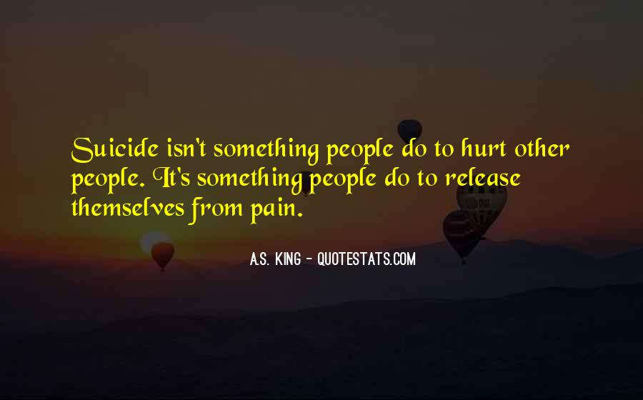 Release Your Pain Quotes #777123