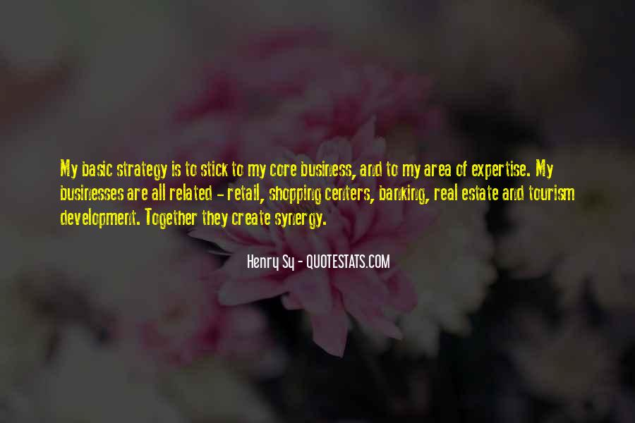 Relentless Pursuit Of Excellence Quotes #493218