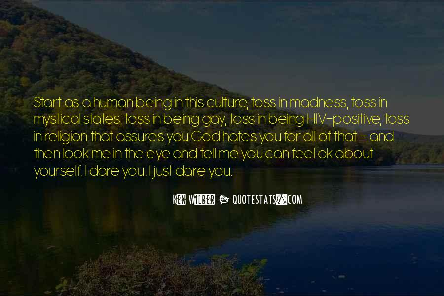 Religion And Hate Quotes #1005716
