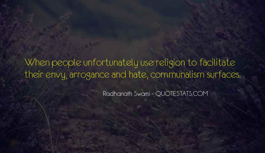 Religion And Hate Quotes #1275460