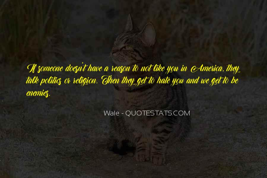 Religion And Hate Quotes #1522248