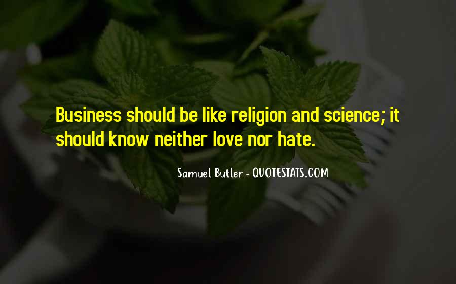 Religion And Hate Quotes #805878