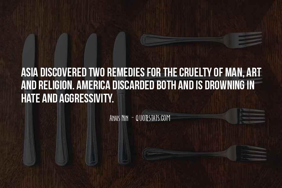 Religion And Hate Quotes #901241