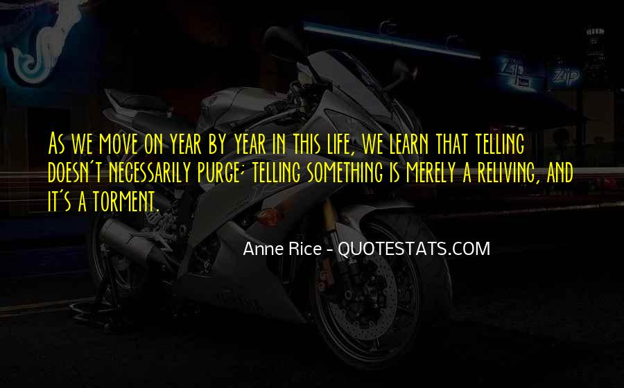 Reliving Life Quotes #1080152