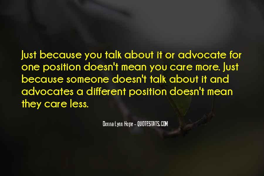Quotes About Arguing Politics #1096250