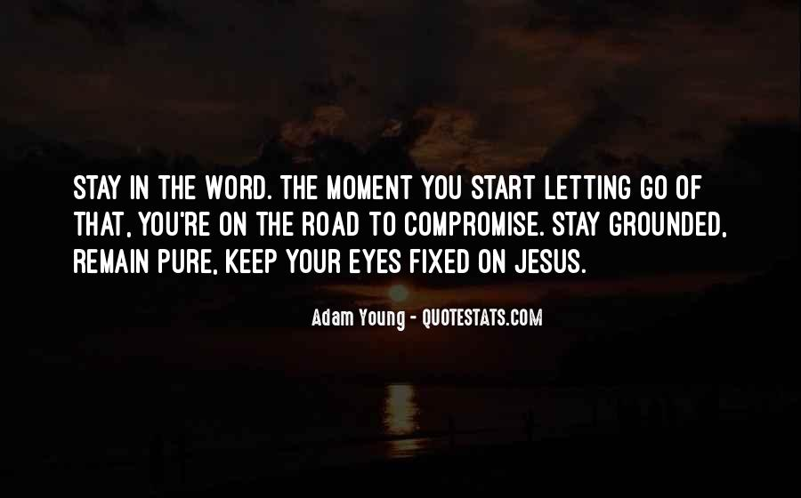 Remain Grounded Quotes #1300212