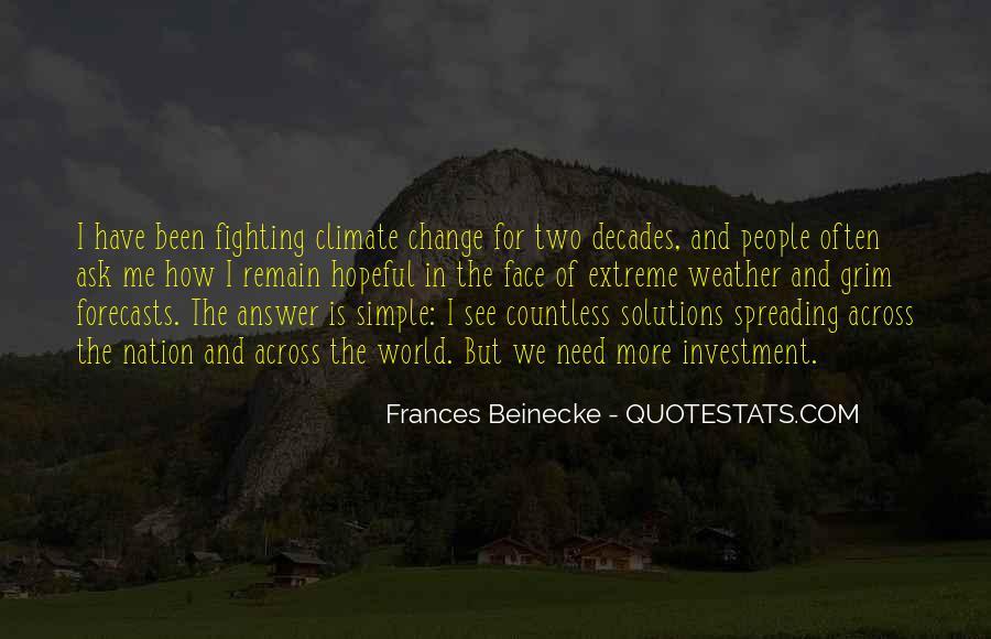 Remain Hopeful Quotes #93045
