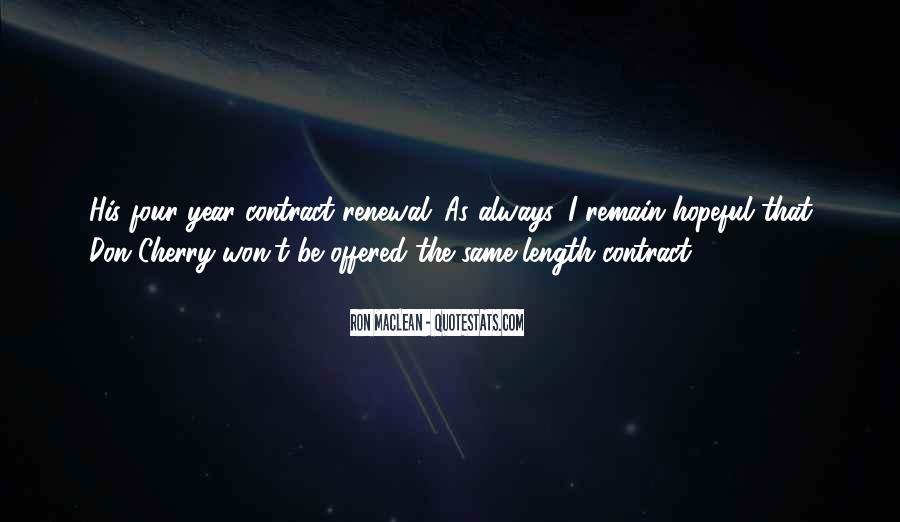 Remain Hopeful Quotes #966928