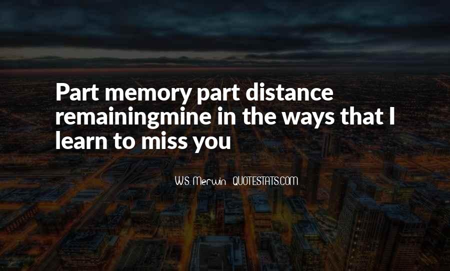 Remaining Love Quotes #1757093