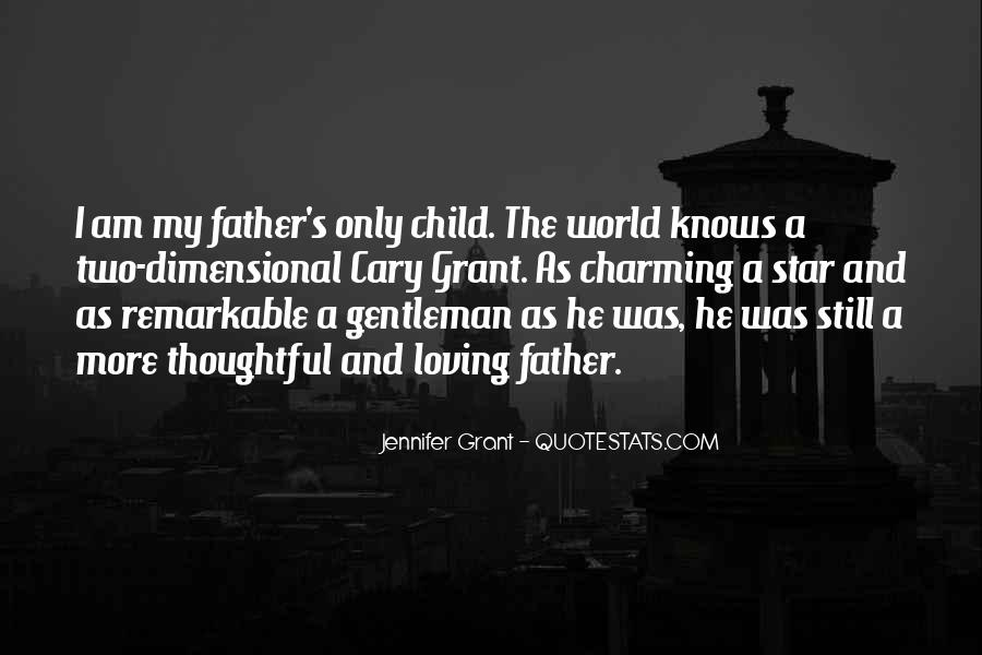 Remarkable Father Quotes #1053486