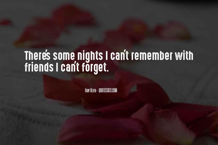 Remember Me Friendship Quotes #117790