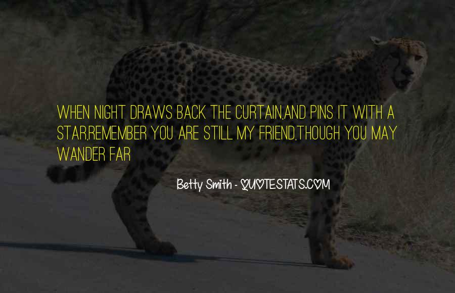 Remember Me Friendship Quotes #1481249