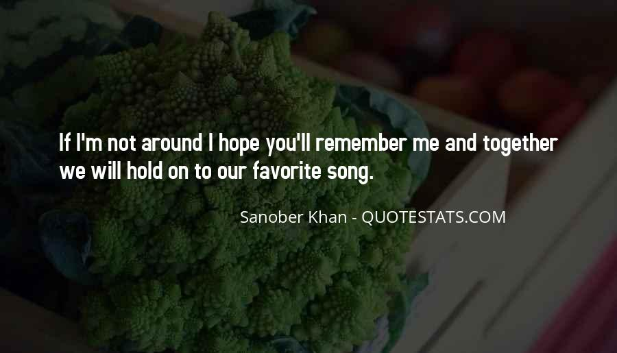 Remember Me Friendship Quotes #1752952