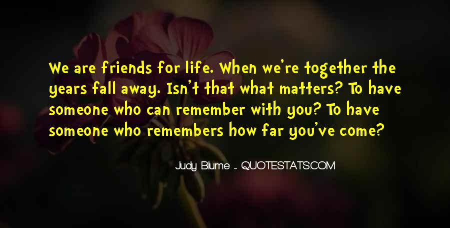 Remember Me Friendship Quotes #598067