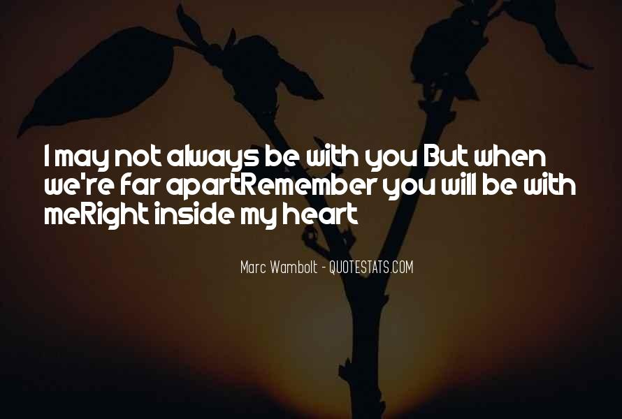 Remember Me Friendship Quotes #79952