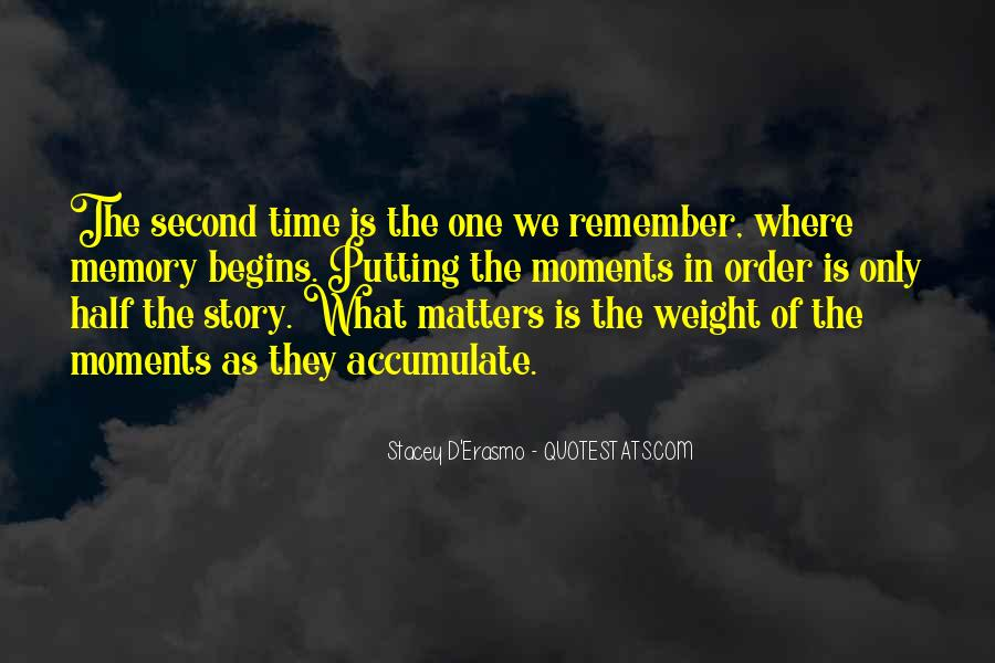Remember The Time Quotes #163011