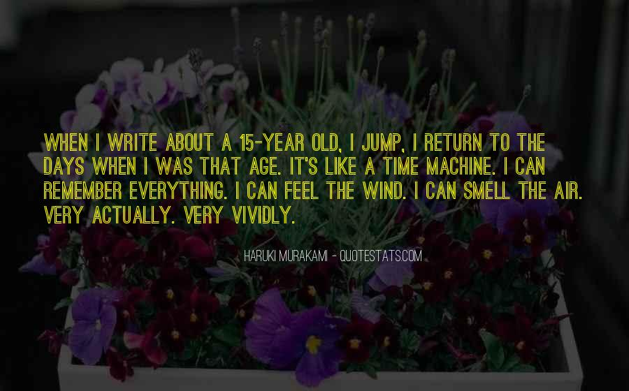 Remember The Time Quotes #78631