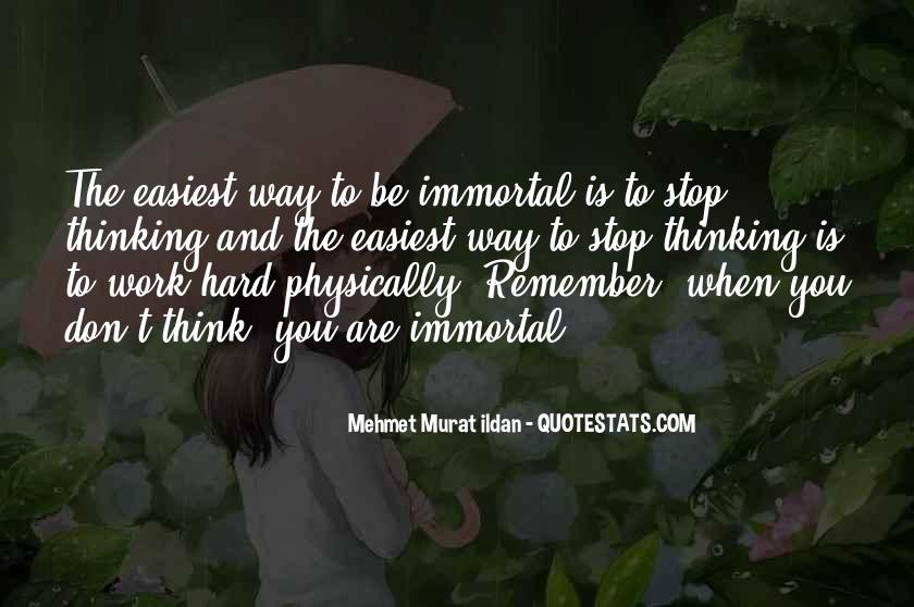 Remember You Death Quotes #1198922