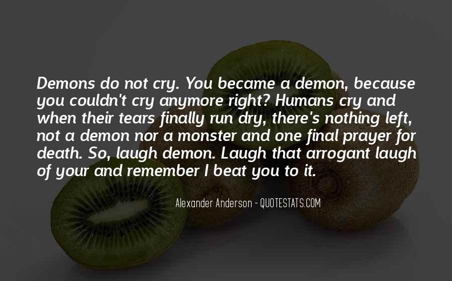 Remember You Death Quotes #1319956