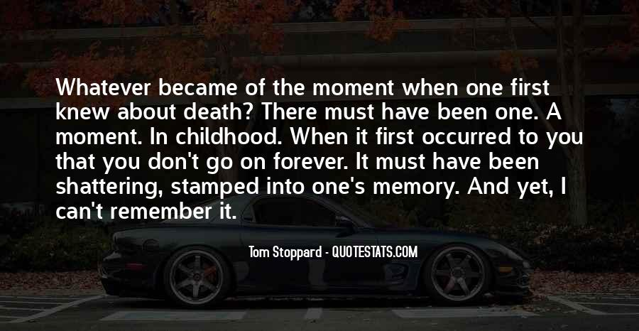 Remember You Death Quotes #1753544