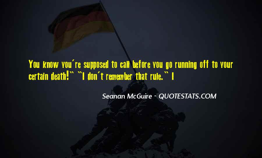 Remember You Death Quotes #467747