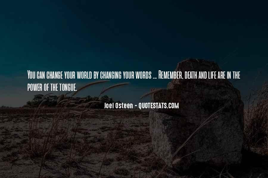Remember You Death Quotes #710882