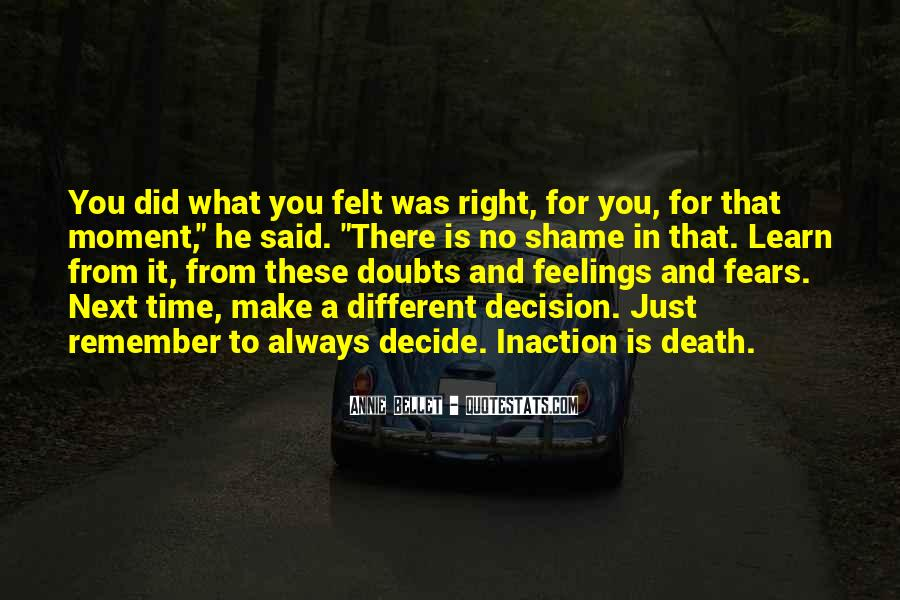 Remember You Death Quotes #825893