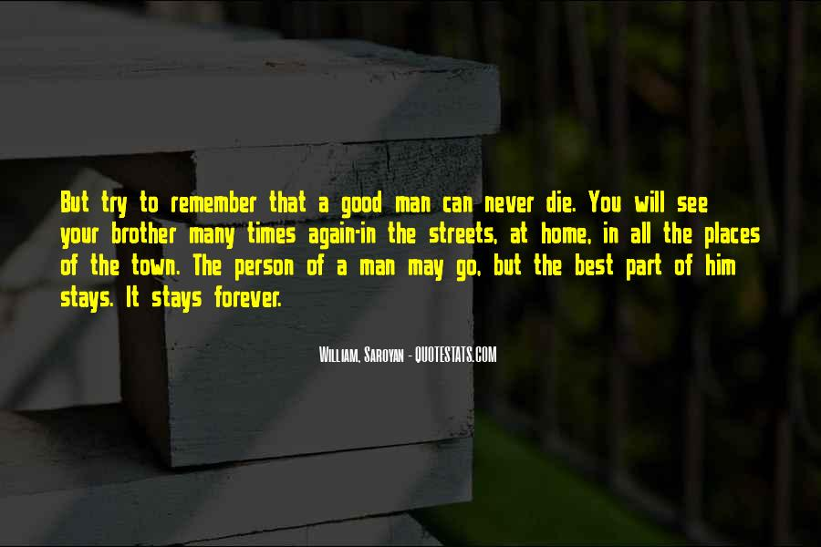 Remember You Death Quotes #856387
