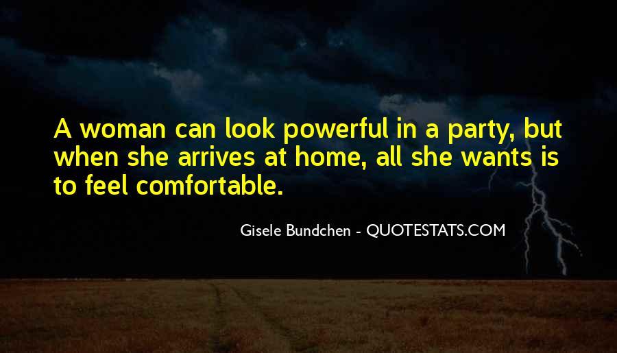 Quotes About Gisele Bundchen #1096652