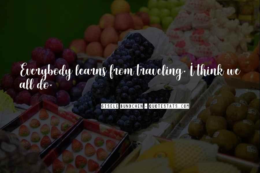 Quotes About Gisele Bundchen #1162669