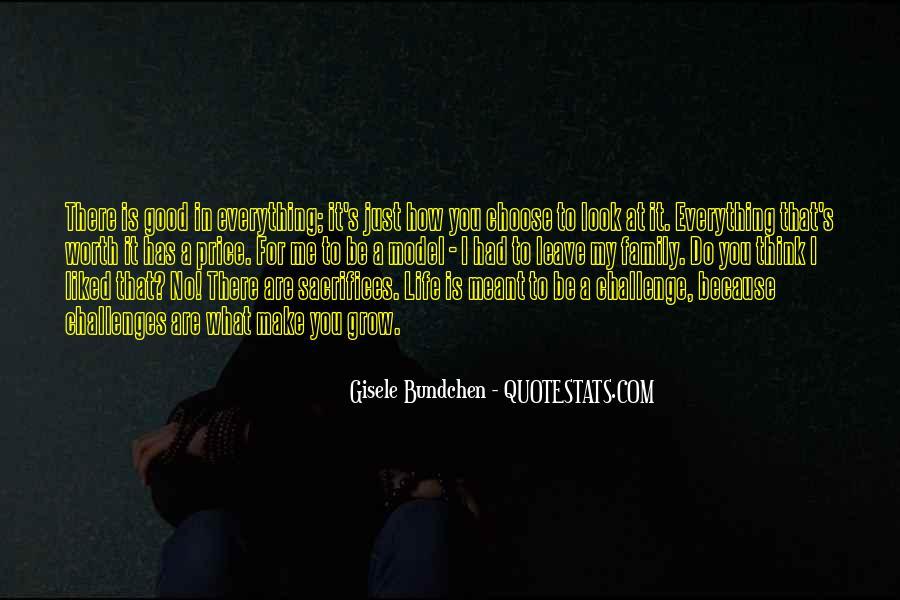 Quotes About Gisele Bundchen #1208256