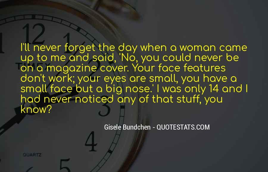 Quotes About Gisele Bundchen #1291450
