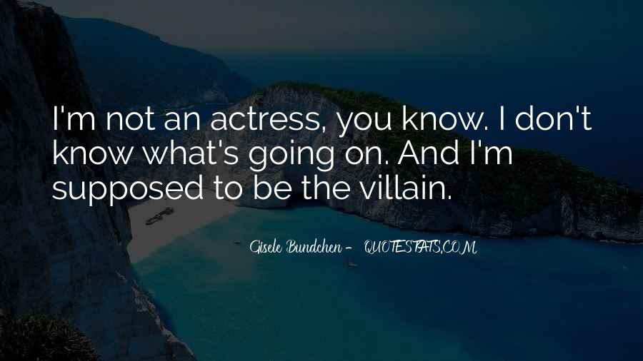 Quotes About Gisele Bundchen #1367303