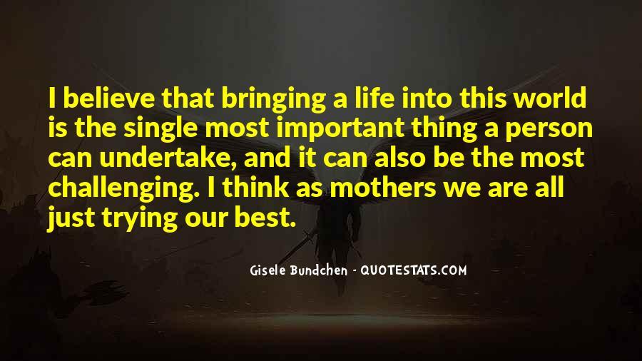 Quotes About Gisele Bundchen #1425490