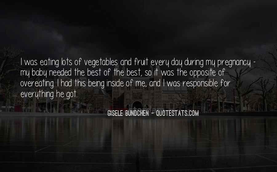 Quotes About Gisele Bundchen #149609