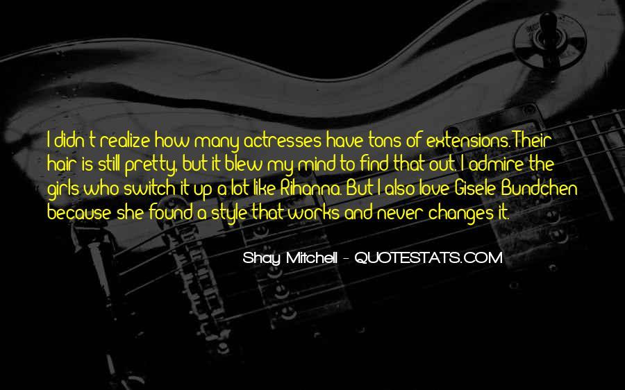 Quotes About Gisele Bundchen #1521886