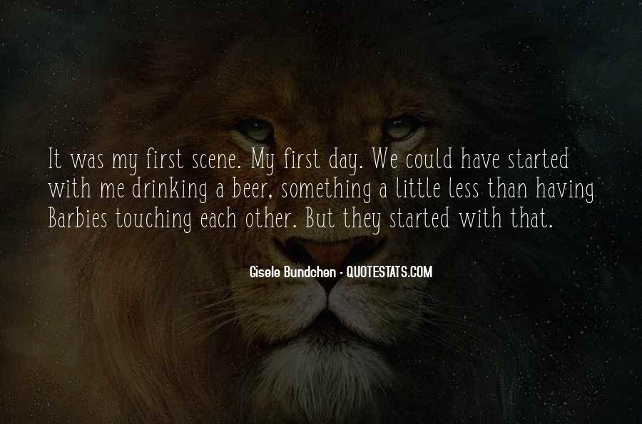 Quotes About Gisele Bundchen #1645849