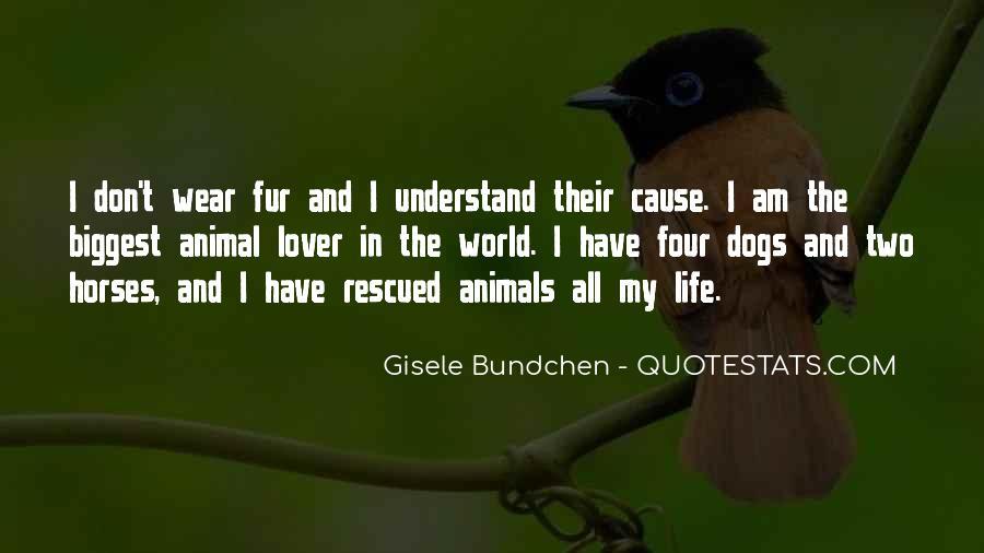 Quotes About Gisele Bundchen #357089