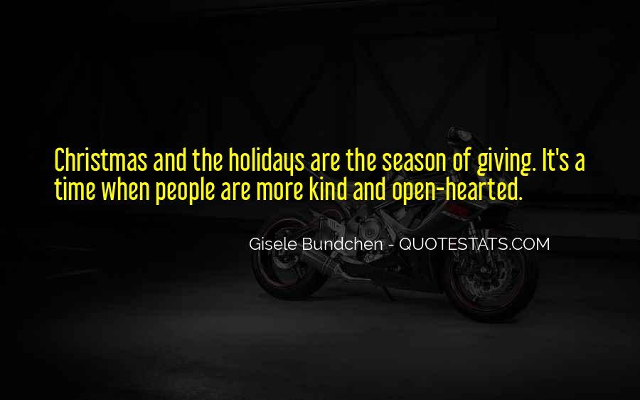 Quotes About Gisele Bundchen #404804