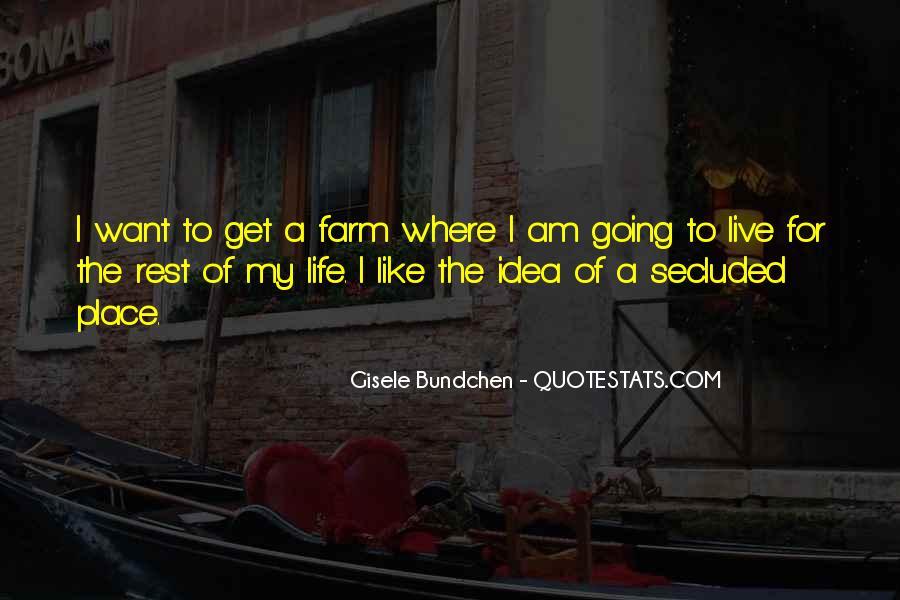 Quotes About Gisele Bundchen #405906
