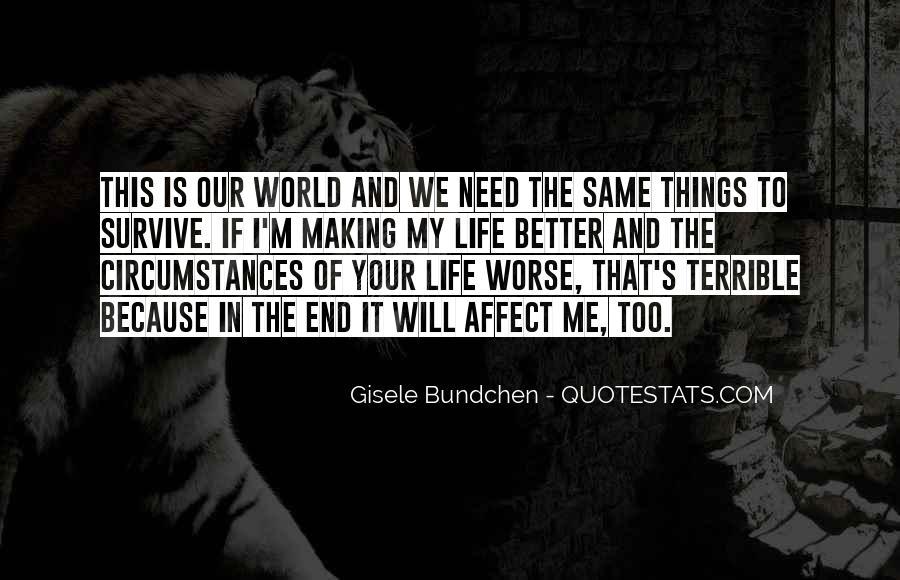 Quotes About Gisele Bundchen #523989