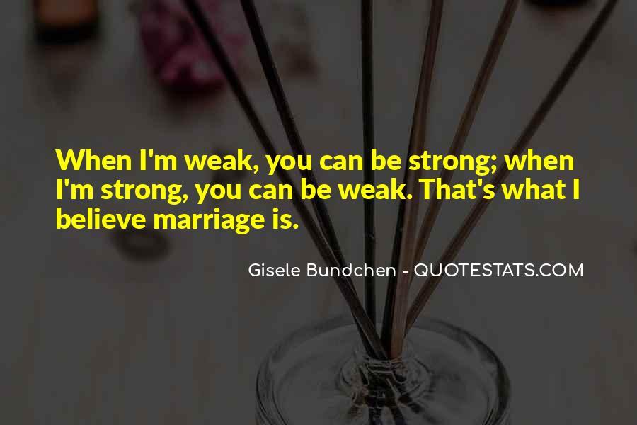 Quotes About Gisele Bundchen #602662