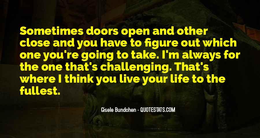 Quotes About Gisele Bundchen #65480
